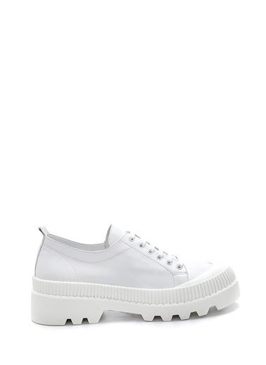 Derimod Kadın Ayakkabı (Lb-6700) Spor Beyaz